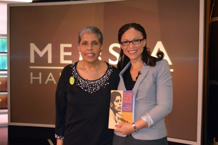 BarbaraSmithandMelissaHarrisPerry1_12_13_2014Corrected